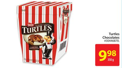 Turtles Chocolates