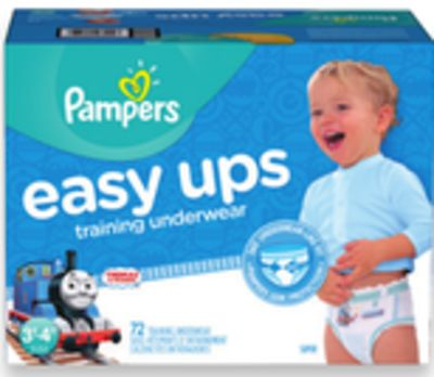 Pampers Superpack Easy Ups Training Pant