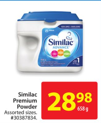 Similac Premium Powder