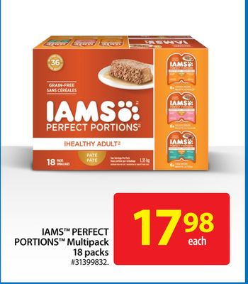 Portions Multipack 18 Packs