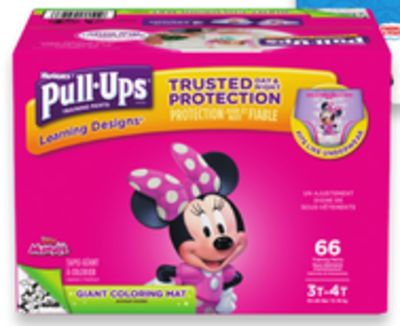 Huggies Superpack Pull-Ups Pants