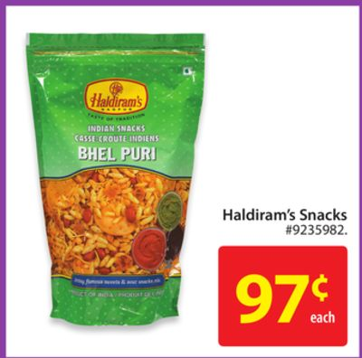 Haldiram's Snacks