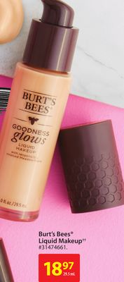 Burt's Bees Liquid Make Up