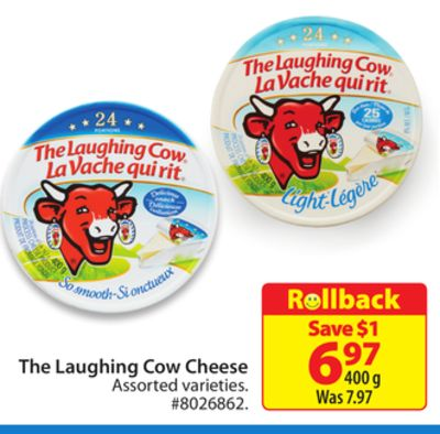 The Laughing Cow Cheese