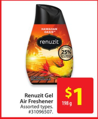 Renuzit Gel Air Freshener