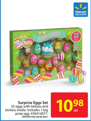 Surprise Eggs Set