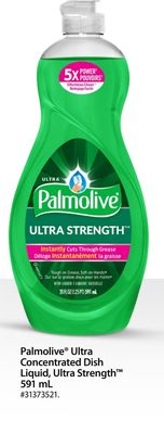 Palmolive Ultra Concentrated Dish Liquid - Ultra Strength 591 mL