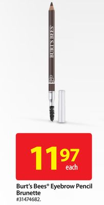 Burt's Bees Eyebrow Pencil Brunette