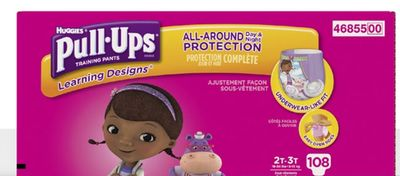 Pull-Ups Learning Designs Training Pants - Economy Plus For Girls