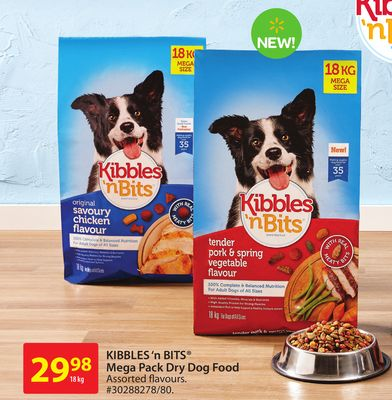 Kibbles 'N Bits Mega Pack Dry Dog Food