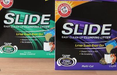 Arm & Hammer Slide Multi-cat Or Non-stop Odour Control