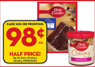 betty crocker frosting how to make