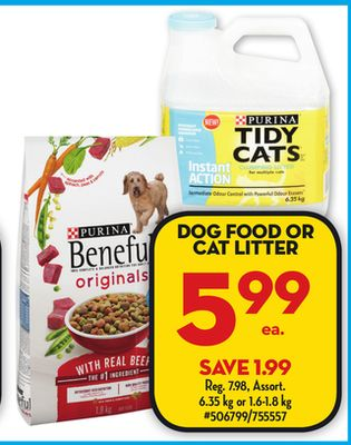 Beneful Dog Food On Sale