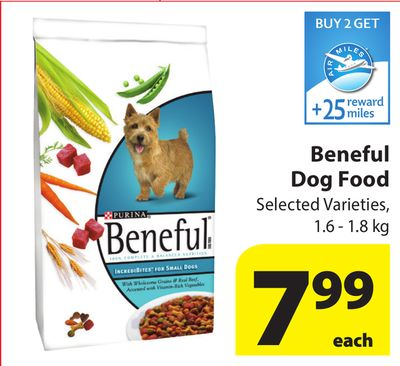 Where Can I Buy Beneful Dog Food