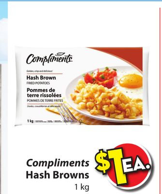Compliments Hash Browns On Sale Salewhale Ca