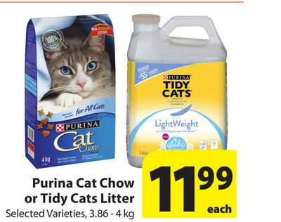 Is Purina Cat Chow A Good Cat Food