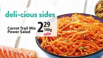 Carrot Trail Mix Power Salad on sale | Salewhale.ca