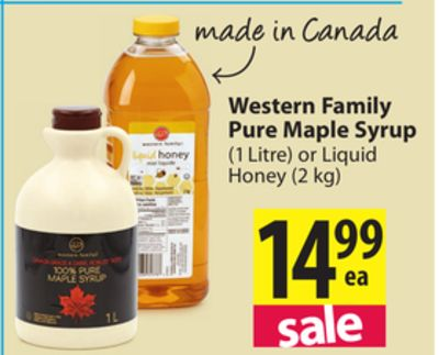 Maple syrup coupon 2018
