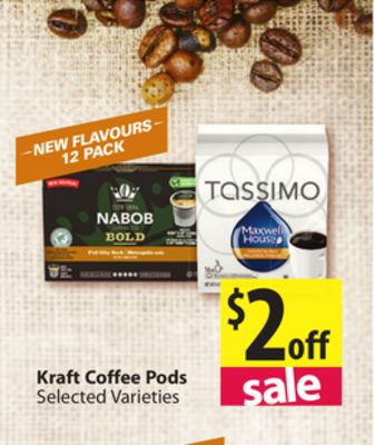 coffee pod launch kraft Geoff herzog was product manager of coffee development department of kraft foods canada kraft foods north america was planning a launch of coffee pods in the united.