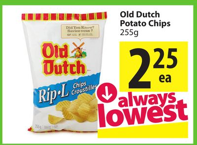 old dutch chips coupons