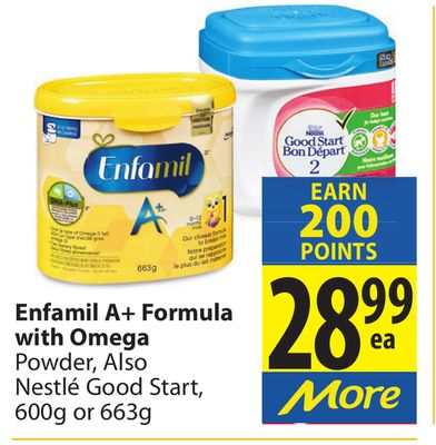 Up to $20 in Nestle Materna coupons; an infant formula sample and other infant nutrition samples; Newly re-designed, stylish Nestle Baby Bag with change pad; The Nestle Start Healthy, Stay Healthy Baby Feeding Guide Customized emails with tips, online tools, and videos; Exclusive savings and more!
