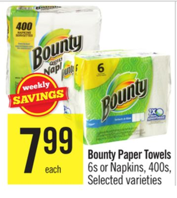 bounty paper towels research Bounty paper towels research - allow us to take care of your bachelor or master thesis proofreading and proofediting services from top writers start working on your.