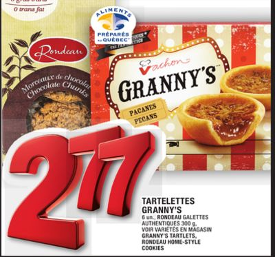 Tartelettes Granny's on sale | Salewhale.ca
