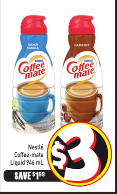 Nestlé Coffee-mate Liquid 946 mL