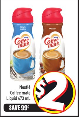 Nestlé Coffee Mate Liquid 473 mL