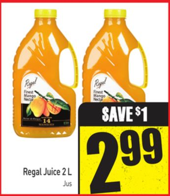 Regal Juice 2 L