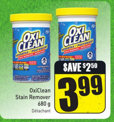 Oxiclean Stain Remover 680 g