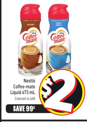 Nestlé Coffee-mate Liquid 473 mL