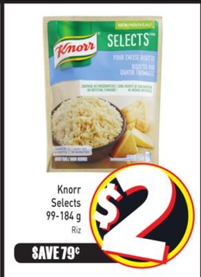 Knorr Selects 99-184 g