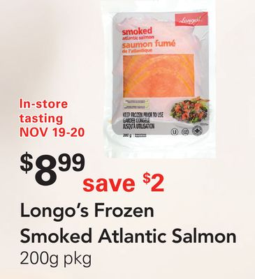 Fresh atlantic salmon fillets on sale for Can you freeze smoked fish