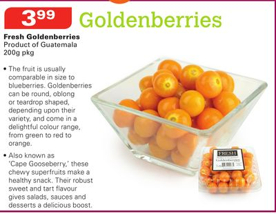 Fresh Goldenberries