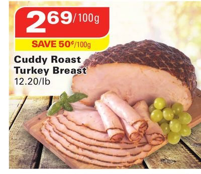 Cuddy Roast Turkey Breast