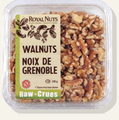 Royal Nuts Raw Almonds or Walnuts