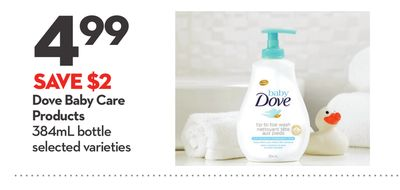 Dove Baby Care Products