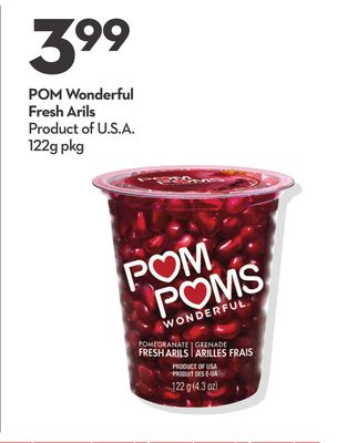 POM Wonderful Fresh Arils