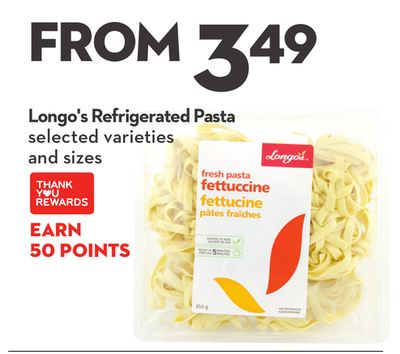 Longo's Refrigerated Pasta