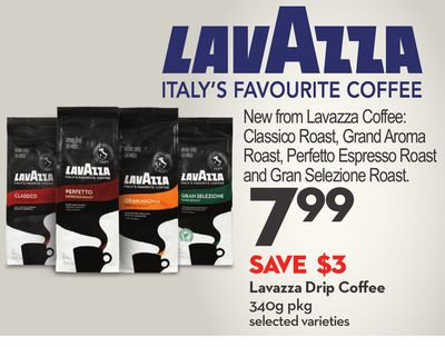 Lavazza Drip Coffee