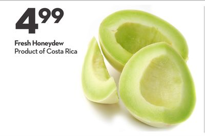 Fresh Honeydew