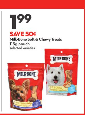 Milk-bone Soft & Chewy Treats