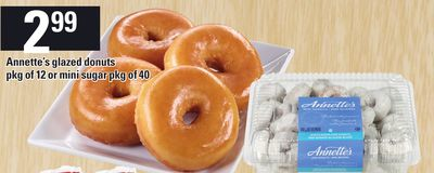 annettes donuts