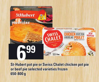 how to cut in half a st hubert tourtiere