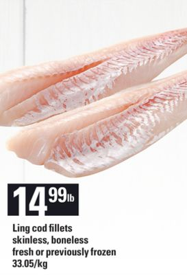 how to cook ling fillets
