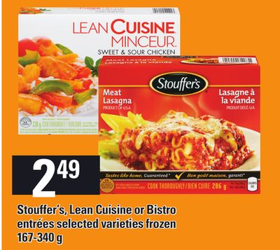 lean cuisine on sale