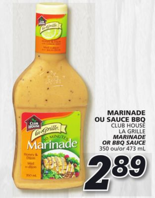 how to make marinade sauce for bbq