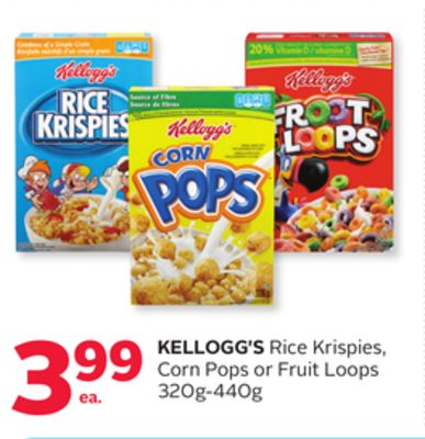 Coupons for kellogg's fruit loops