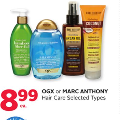 Ogx or Marc Anthony Hair Care